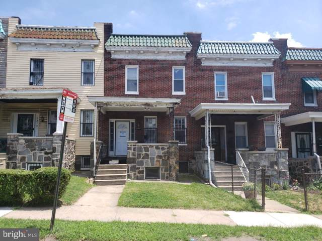 2311 N Pulaski Street, BALTIMORE, MD 21217 (#MDBA477006) :: The Gus Anthony Team