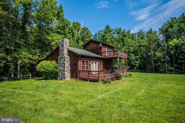 205 Meadow Wood Circle, GREAT CACAPON, WV 25422 (#WVMO115698) :: AJ Team Realty