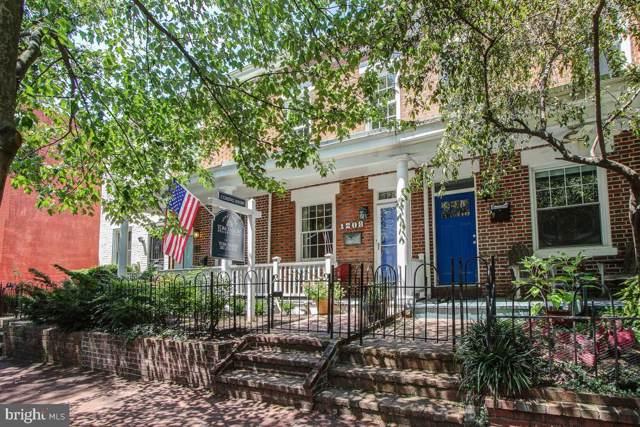 1208 Walter Street SE, WASHINGTON, DC 20003 (#DCDC435472) :: LoCoMusings