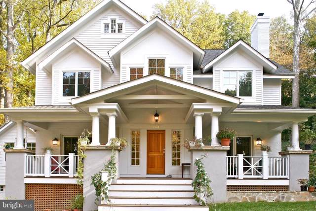 1943 Lorraine Avenue, MCLEAN, VA 22101 (#VAFX1078054) :: The Gold Standard Group
