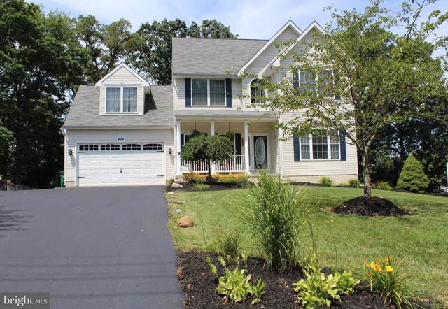 484 Paradise Road, ABERDEEN, MD 21001 (#MDHR236214) :: The Gus Anthony Team