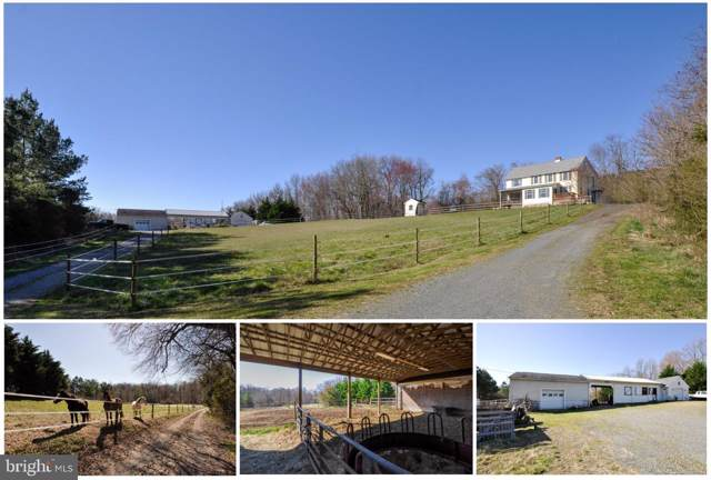 3738 White Hall Road, KING GEORGE, VA 22485 (#VAKG117966) :: AJ Team Realty