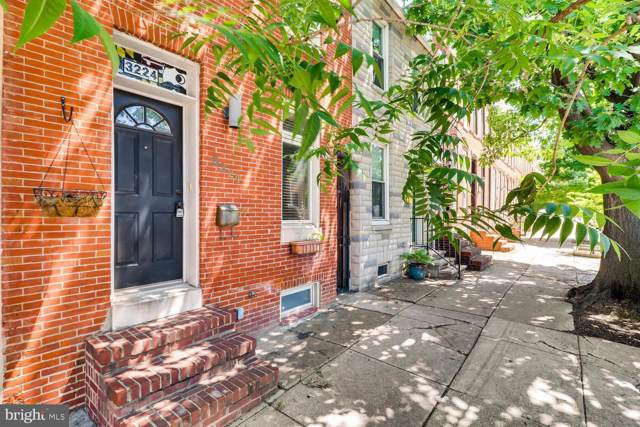3224 O'donnell Street, BALTIMORE, MD 21224 (#MDBA477046) :: ExecuHome Realty