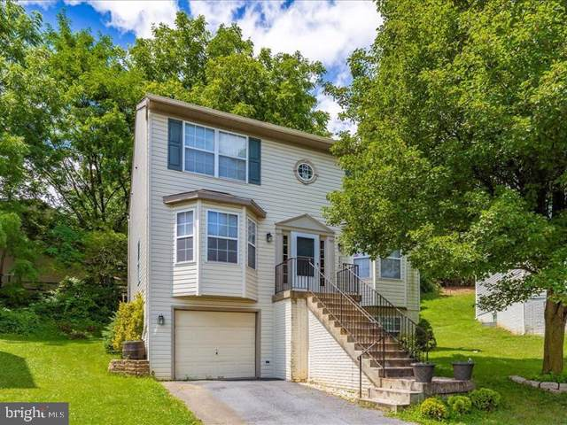 204 Shannonbrook Lane, FREDERICK, MD 21702 (#MDFR250322) :: RE/MAX Plus