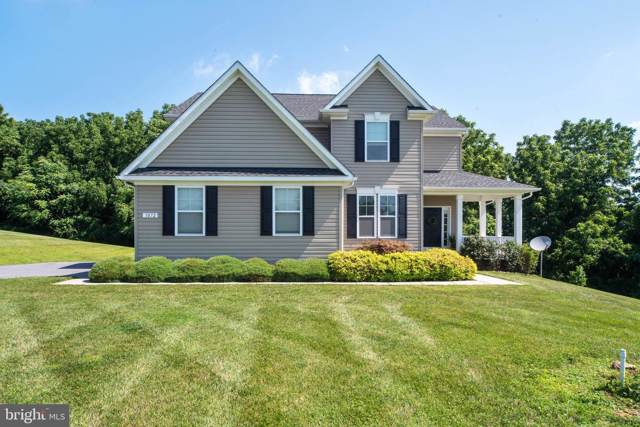 1072 Berberi Road, WESTMINSTER, MD 21157 (#MDCR190436) :: Network Realty Group