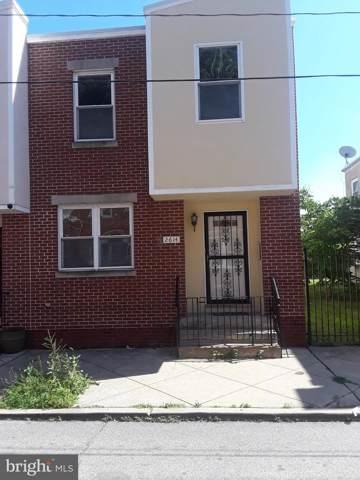 2614 W Oakdale Street, PHILADELPHIA, PA 19132 (#PAPH817168) :: LoCoMusings