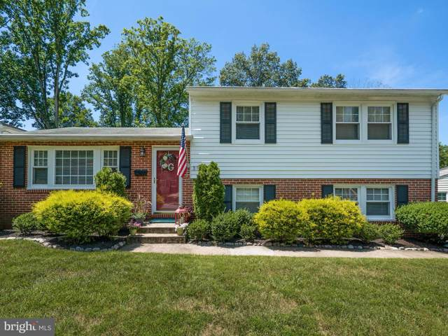 310 Radstock Road, CATONSVILLE, MD 21228 (#MDBC465784) :: The Dailey Group