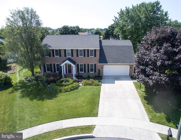 10 Naragansett Drive, MECHANICSBURG, PA 17050 (#PACB115570) :: Better Homes and Gardens Real Estate Capital Area