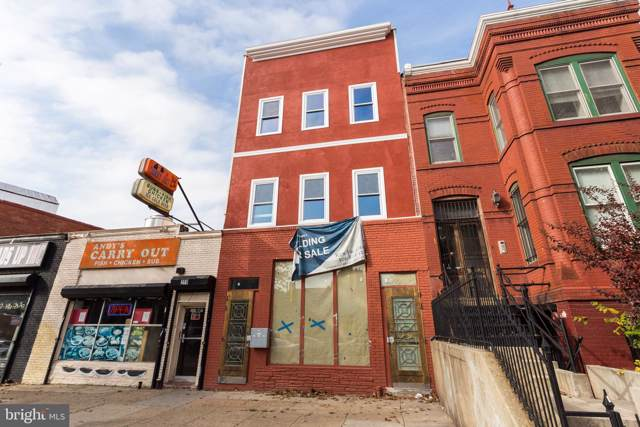 207 New York Avenue NW, WASHINGTON, DC 20001 (#DCDC435516) :: Crossman & Co. Real Estate