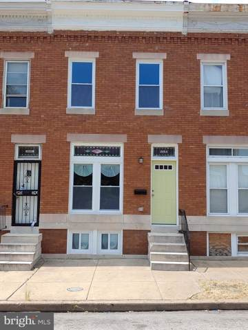 2254 Cecil Avenue, BALTIMORE, MD 21218 (#MDBA477070) :: Homes to Heart Group