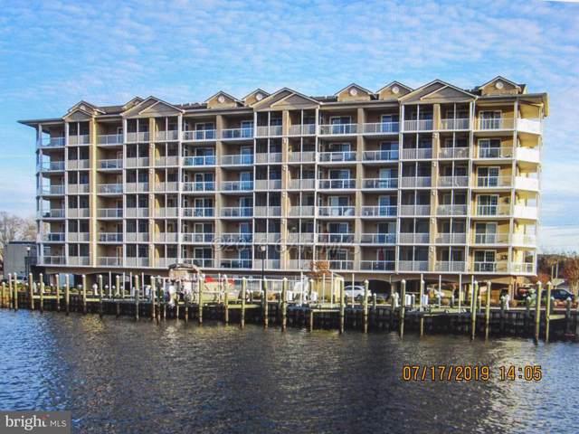 530 Riverside Drive #407, SALISBURY, MD 21801 (#MDWC104340) :: The Dailey Group