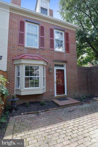 665 S Columbus Street, ALEXANDRIA, VA 22314 (#VAAX237958) :: The Licata Group/Keller Williams Realty
