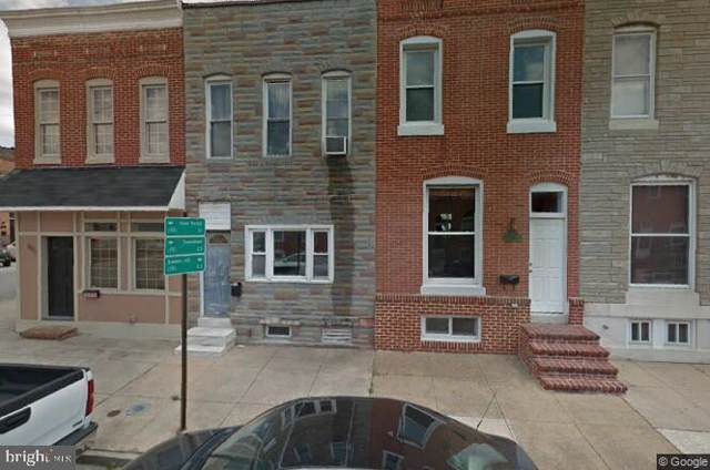 803 S Ellwood Avenue, BALTIMORE, MD 21224 (#MDBA477078) :: ExecuHome Realty
