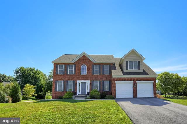 1054 Shannon Drive S, GREENCASTLE, PA 17225 (#PAFL167116) :: John Smith Real Estate Group