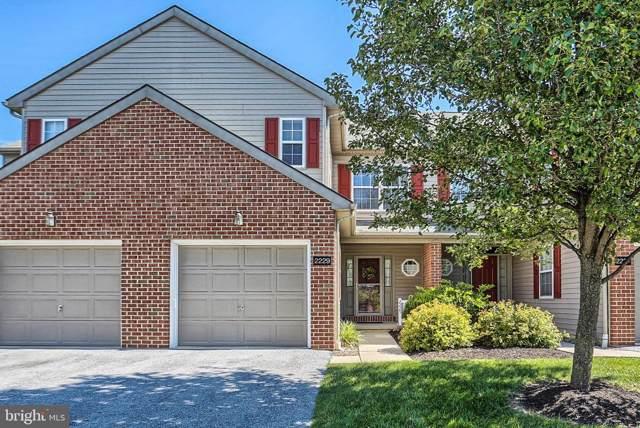 2229 Ionoff Road #10, HARRISBURG, PA 17110 (#PADA112772) :: John Smith Real Estate Group