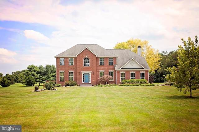 115 Capri Court, MARTINSBURG, WV 25405 (#WVBE169692) :: AJ Team Realty