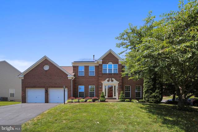 11601 Tall Pines Drive, GERMANTOWN, MD 20876 (#MDMC670400) :: The Speicher Group of Long & Foster Real Estate