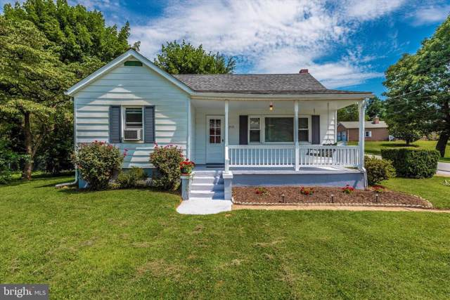 213 W Main Street, THURMONT, MD 21788 (#MDFR250374) :: Pearson Smith Realty
