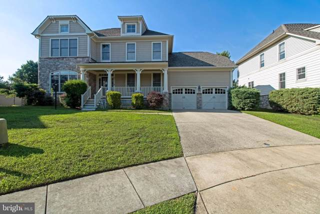 8620 Saddleback Place, LAUREL, MD 20723 (#MDHW267538) :: ExecuHome Realty