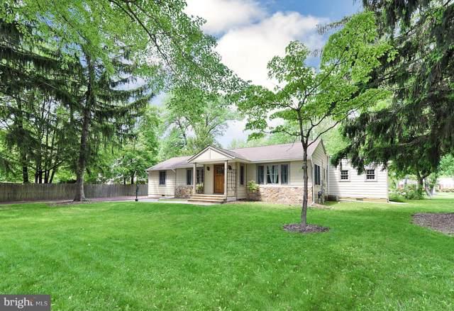 275 Herrontown Road, PRINCETON, NJ 08540 (#NJME282750) :: Tessier Real Estate