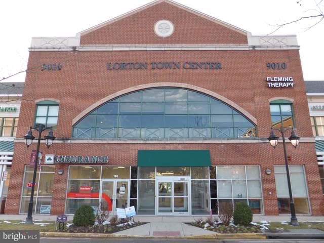 9010 Lorton Station Boulevard #110, LORTON, VA 22079 (#VAFX1078268) :: RE/MAX Cornerstone Realty