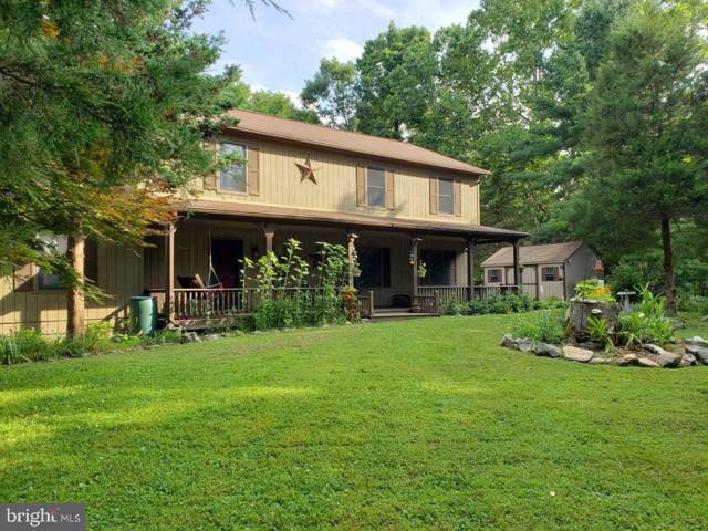180 White Oaks Drive, MARTINSBURG, WV 25404 (#WVBE169706) :: Pearson Smith Realty