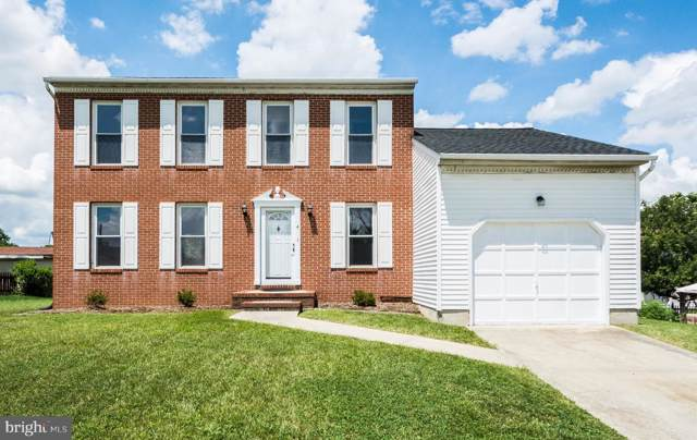 4 Morning Star Court, BALTIMORE, MD 21206 (#MDBC465876) :: The Maryland Group of Long & Foster Real Estate