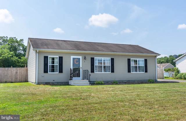 4 Oakview Court, RIDGELY, MD 21660 (#MDCM122692) :: Blackwell Real Estate