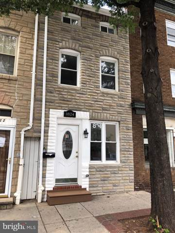 1824 Eastern Avenue, BALTIMORE, MD 21231 (#MDBA477150) :: Seleme Homes