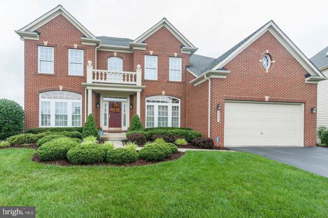 9206 Shafers Mill Drive, FREDERICK, MD 21704 (#MDFR250400) :: Pearson Smith Realty
