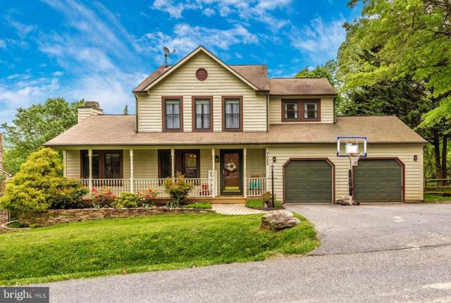 7023 Fox Chase Road, NEW MARKET, MD 21774 (#MDFR250408) :: The Daniel Register Group