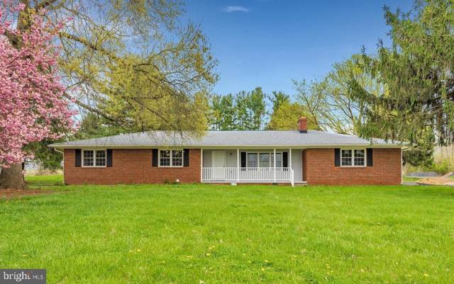 9215 Baltimore National Pike, MIDDLETOWN, MD 21769 (#MDFR250412) :: The Bob & Ronna Group