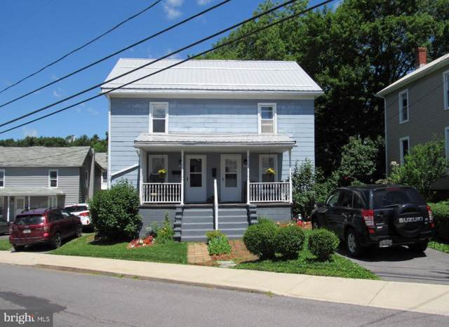 121-123 S Water Street, FROSTBURG, MD 21532 (#MDAL132244) :: Great Falls Great Homes