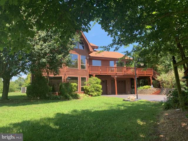5826 Blue Ridge Road, MINERAL, VA 23117 (#VASP214544) :: The Sky Group