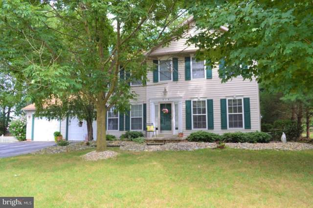 214 Hall Drive, HANOVER, PA 17331 (#PAYK121434) :: Liz Hamberger Real Estate Team of KW Keystone Realty