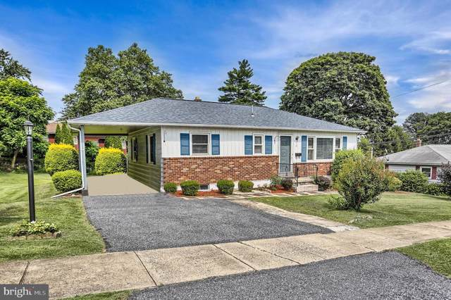 2 Hunter Lane, CAMP HILL, PA 17011 (#PACB115610) :: The Joy Daniels Real Estate Group