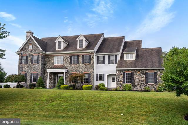 6 Colonial Drive, WEST CHESTER, PA 19382 (#PACT484628) :: Jason Freeby Group at Keller Williams Real Estate