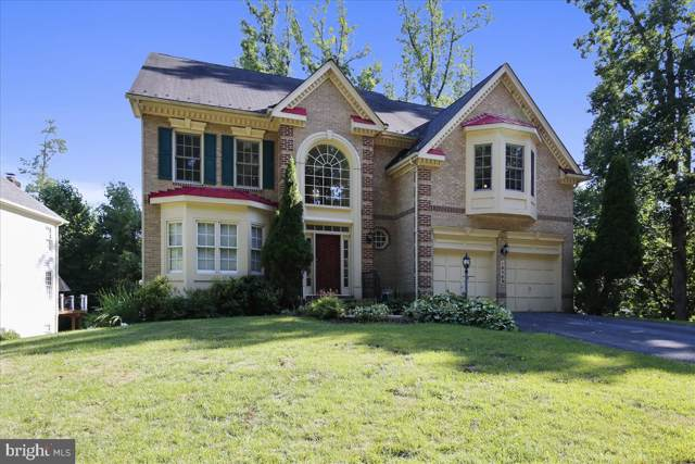 10509 Aubinoe Farm Drive, BETHESDA, MD 20814 (#MDMC670484) :: The Maryland Group of Long & Foster Real Estate