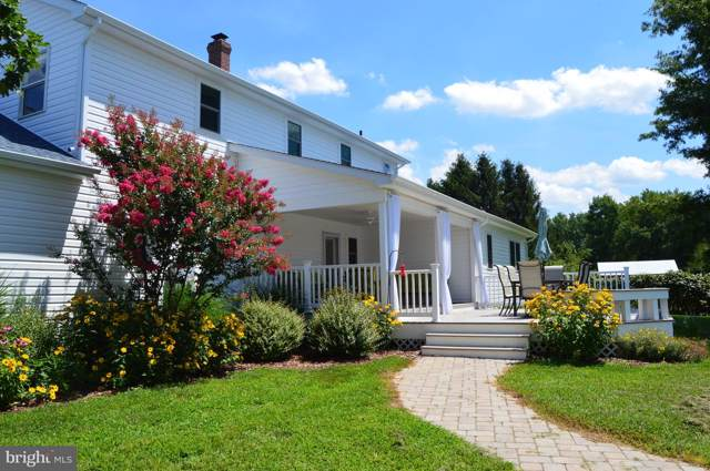 6191 Pearsons Corner Road, DOVER, DE 19904 (#DEKT230862) :: The Windrow Group