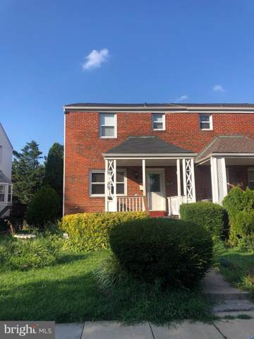6915 Fieldcrest Road, BALTIMORE, MD 21215 (#MDBA477196) :: Radiant Home Group