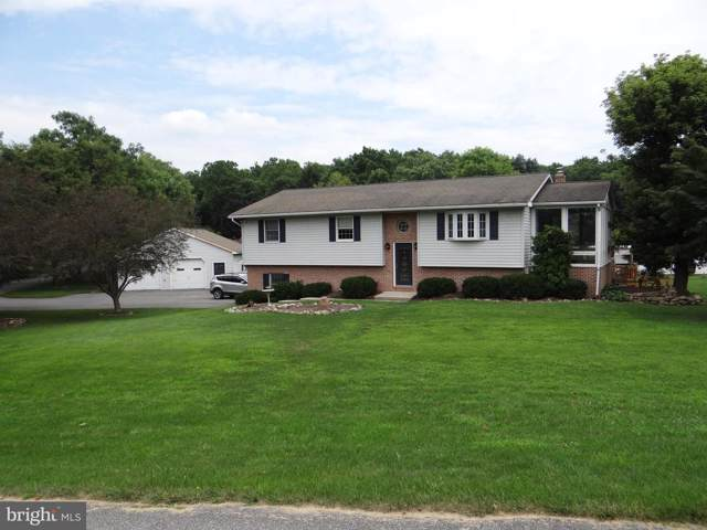 1118 Heather Drive, CHAMBERSBURG, PA 17202 (#PAFL167140) :: The Daniel Register Group