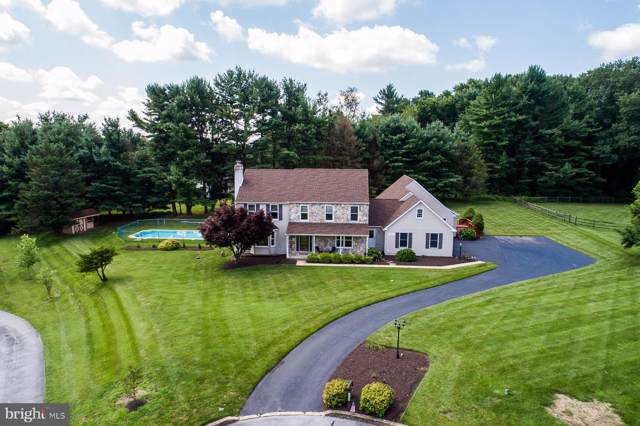 1310 Julieanna Drive, WEST CHESTER, PA 19380 (#PACT484654) :: Jason Freeby Group at Keller Williams Real Estate