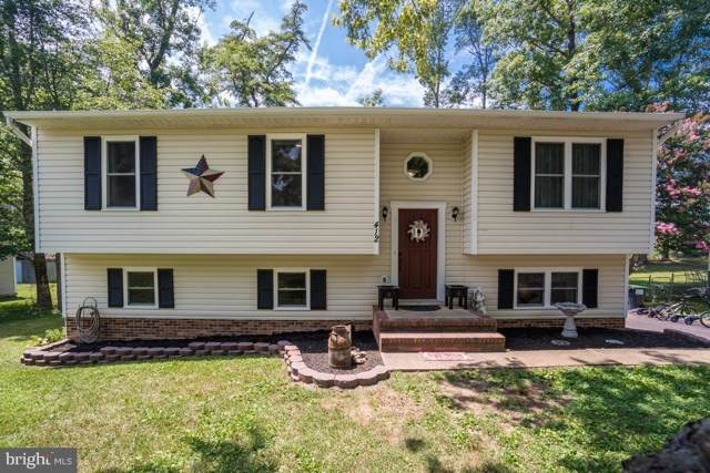 412 General Drive, SPOTSYLVANIA, VA 22551 (#VASP214550) :: The Sky Group