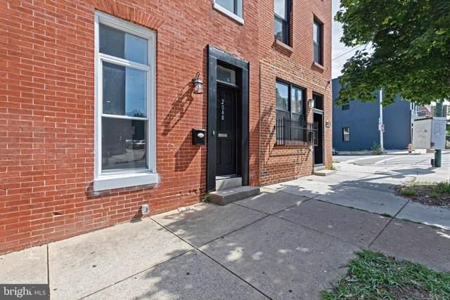 2048 E Fayette Street E, BALTIMORE, MD 21231 (#MDBA477198) :: Blackwell Real Estate