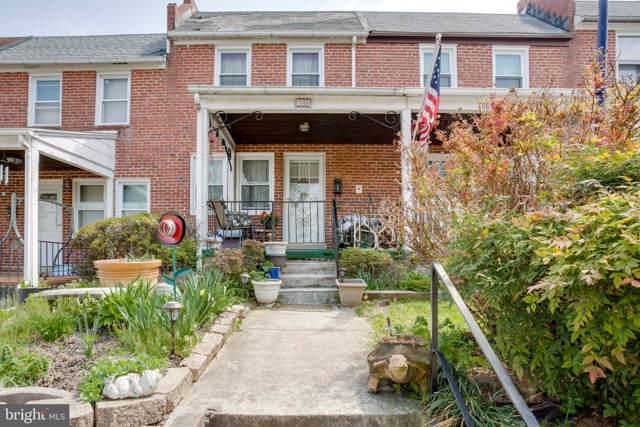 7065 E Baltimore Street, BALTIMORE, MD 21224 (#MDBC465930) :: Arlington Realty, Inc.