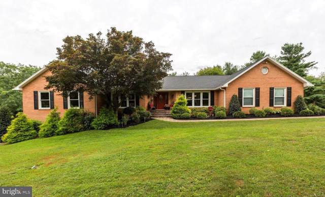 720 Weller Drive, MOUNT AIRY, MD 21771 (#MDHW267586) :: Keller Williams Pat Hiban Real Estate Group