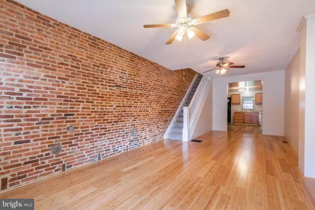 2520 Wilkens Avenue, BALTIMORE, MD 21223 (#MDBA477210) :: Stevenson Residential Group of Keller Williams Legacy Central