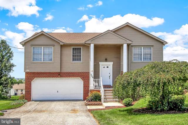 248 S Park Street, DALLASTOWN, PA 17313 (#PAYK121460) :: The Heather Neidlinger Team With Berkshire Hathaway HomeServices Homesale Realty