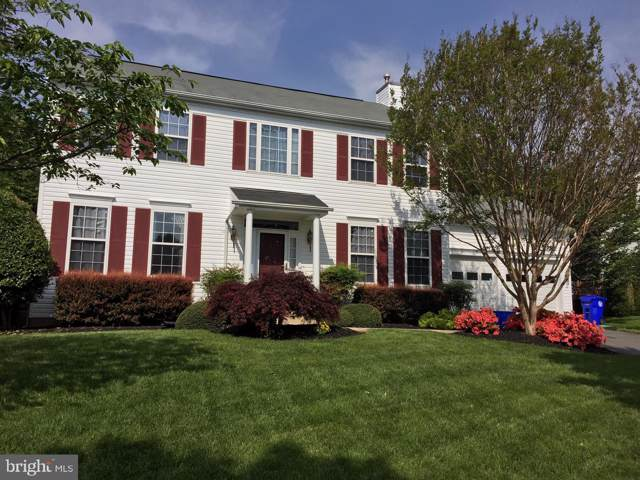9706 Hickory Spring Lane, GAITHERSBURG, MD 20882 (#MDMC670532) :: ExecuHome Realty
