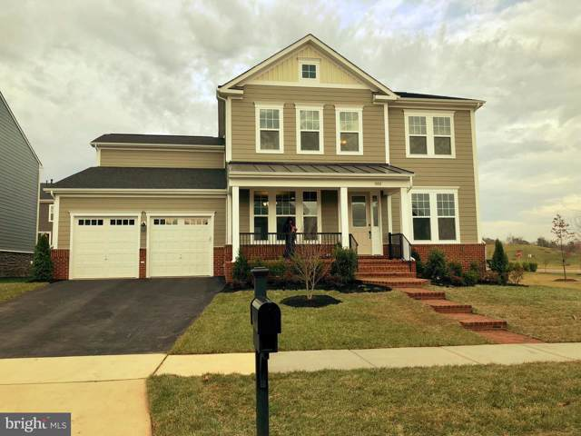4 Themis Street SE, LEESBURG, VA 20175 (#VALO390530) :: The Daniel Register Group
